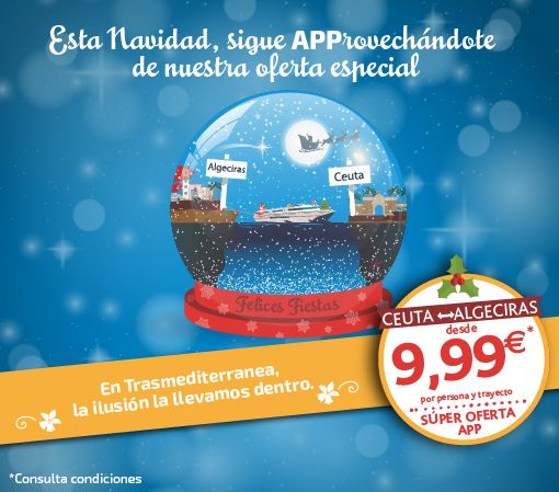 Oferta APP TrasmeFerry