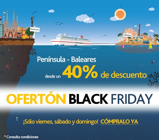 Ofertón Black Friday
